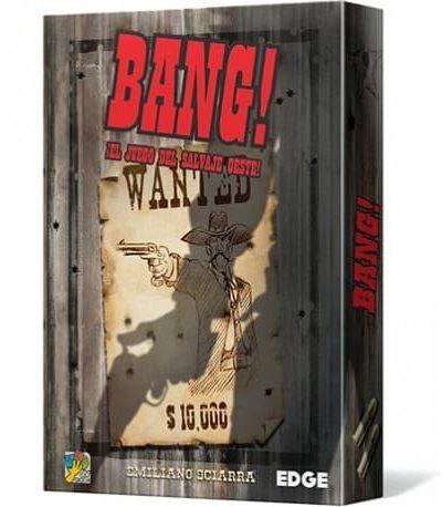 Bang juego de cartas