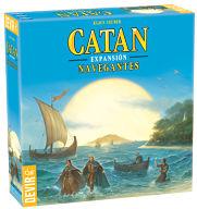 Catán expansion navegantes