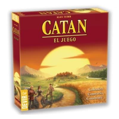 Cómo jugar a Los Colonos de Catán