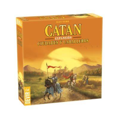 Expansión de catán
