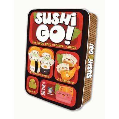 Juego de Sushi Go