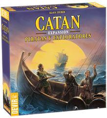 Piratas y exploradores catán
