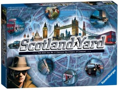 Cómo jugar a Scotland Yard