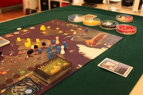 Pandemic partida 2