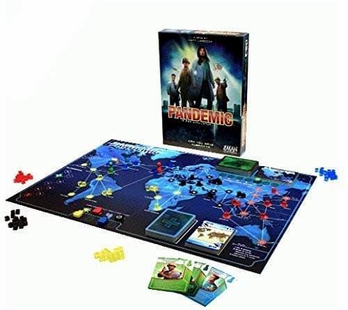 Partida de Pandemic