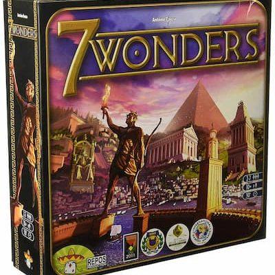 Cómo jugar a 7 Wonders