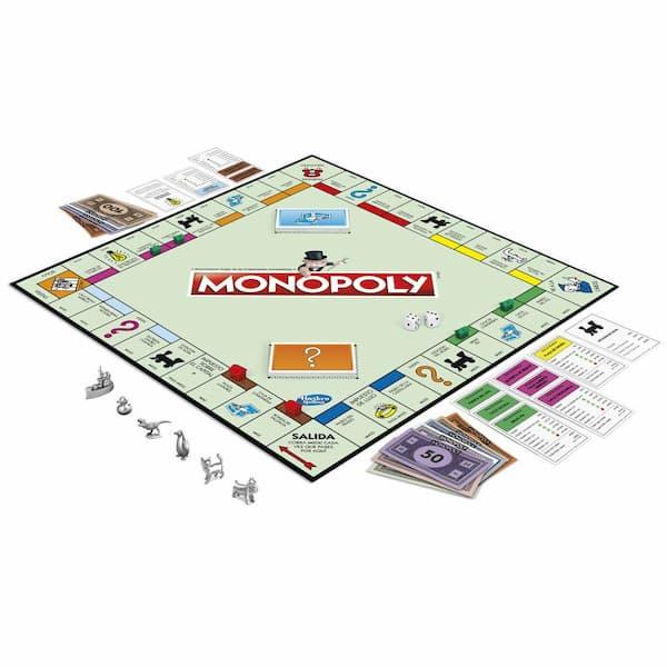 Partida de Monopoly