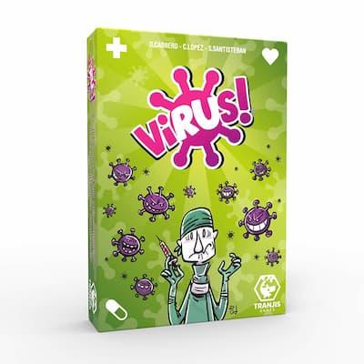 Cómo jugar a Virus! (juego de mesa)