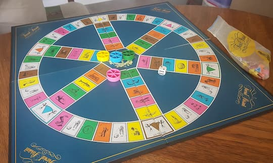 Partida Trivial Pursuit