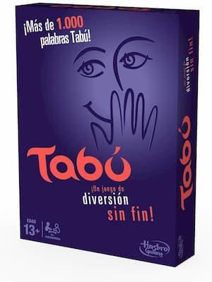 Como jugar al Tabú